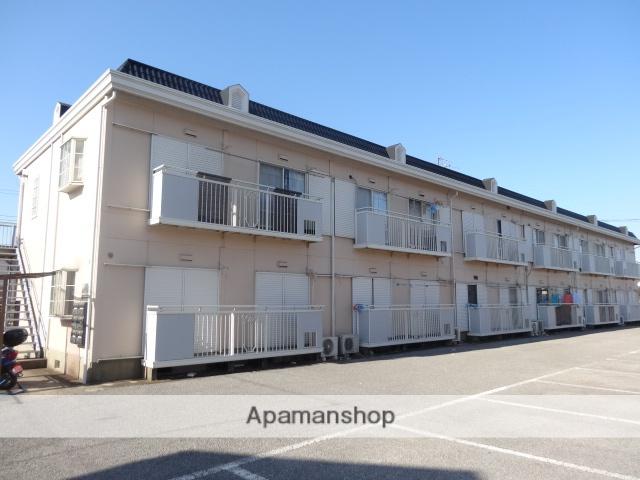 千葉県袖ケ浦市、袖ケ浦駅徒歩17分の築26年 2階建の賃貸アパート