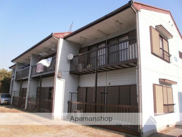 千葉県袖ケ浦市、袖ケ浦駅徒歩5分の築27年 2階建の賃貸アパート