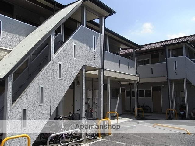 千葉県木更津市、木更津駅徒歩8分の築42年 2階建の賃貸アパート