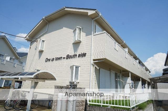 千葉県袖ケ浦市、袖ケ浦駅徒歩13分の築23年 2階建の賃貸アパート