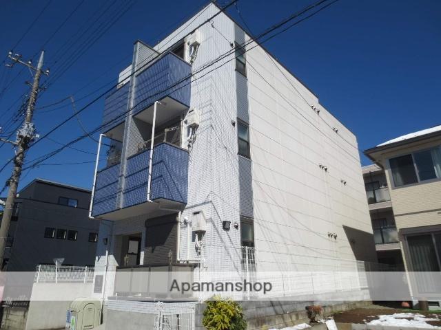 千葉県流山市、南流山駅徒歩6分の築9年 3階建の賃貸マンション