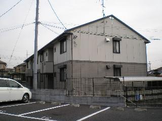 千葉県流山市、流山おおたかの森駅徒歩20分の築18年 2階建の賃貸アパート