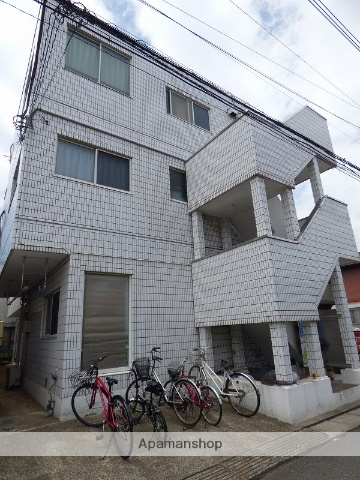 千葉県流山市、南流山駅徒歩4分の築24年 3階建の賃貸マンション