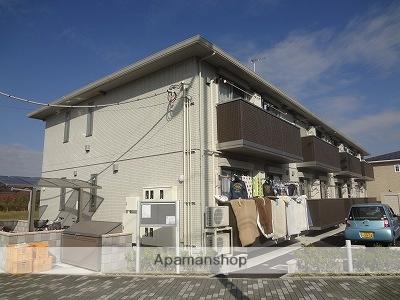 千葉県野田市、七光台駅徒歩28分の築3年 2階建の賃貸アパート