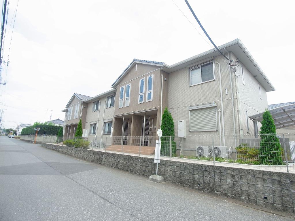 千葉県野田市、梅郷駅徒歩19分の築3年 2階建の賃貸アパート