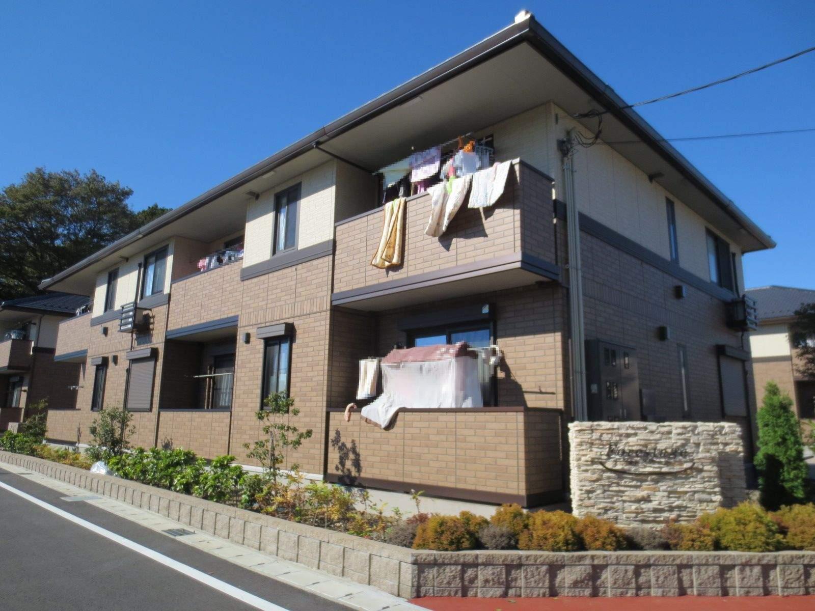 千葉県流山市、初石駅徒歩13分の築5年 2階建の賃貸アパート