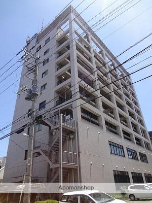 埼玉県三郷市、三郷駅徒歩3分の築27年 9階建の賃貸マンション