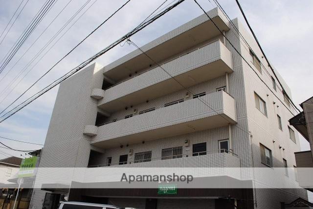 千葉県柏市、北柏駅徒歩3分の築28年 4階建の賃貸マンション