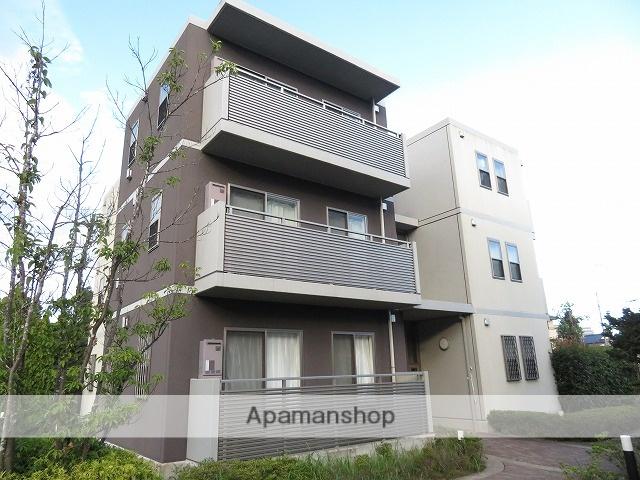 千葉県成田市、宗吾参道駅徒歩16分の築7年 3階建の賃貸マンション