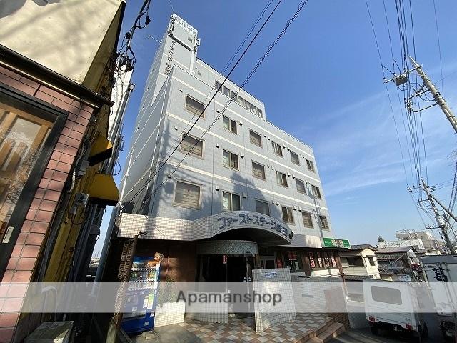 千葉県成田市、成田駅徒歩3分の築27年 9階建の賃貸マンション
