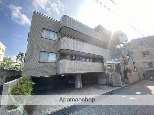 千葉県成田市、成田駅徒歩6分の築27年 3階建の賃貸マンション