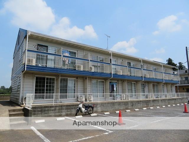 千葉県成田市、公津の杜駅徒歩23分の築20年 2階建の賃貸アパート