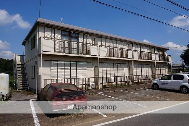 千葉県成田市、芝山千代田駅徒歩15分の築23年 2階建の賃貸アパート