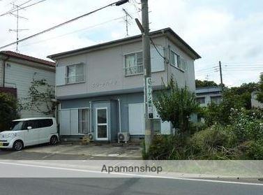 千葉県富里市、成田駅徒歩45分の築24年 2階建の賃貸アパート