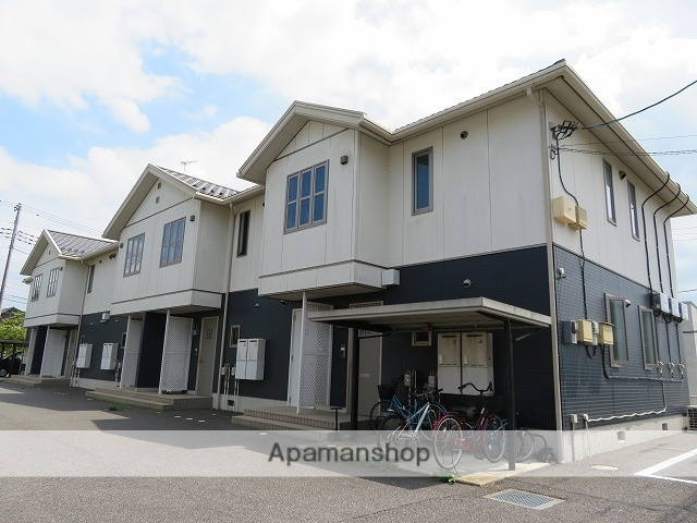 千葉県成田市、久住駅徒歩5分の築12年 2階建の賃貸アパート