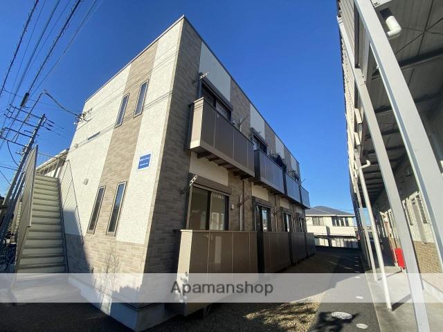 千葉県成田市、公津の杜駅徒歩12分の築1年 2階建の賃貸アパート