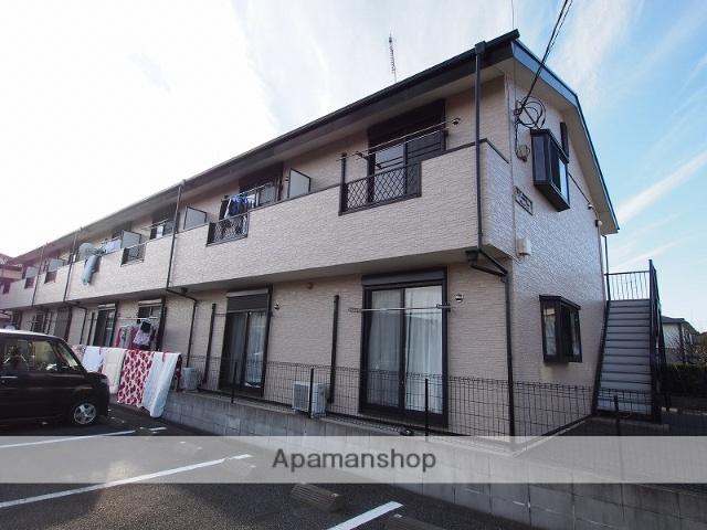 千葉県成田市、成田駅バス18分宮下下車後徒歩10分の築13年 2階建の賃貸アパート