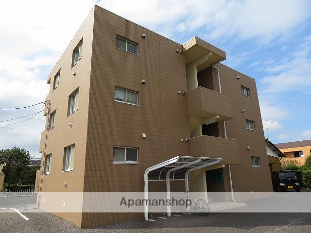 千葉県成田市、公津の杜駅徒歩14分の築19年 3階建の賃貸マンション