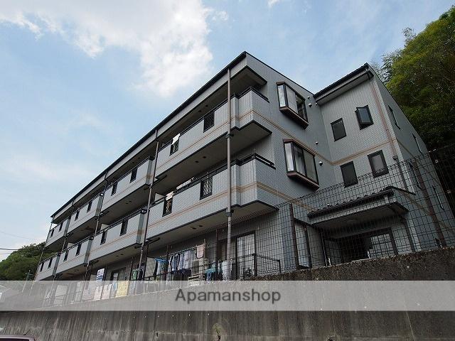 千葉県成田市、成田駅徒歩14分の築20年 3階建の賃貸マンション
