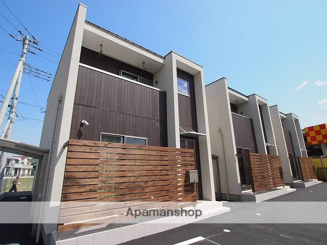 千葉県成田市、公津の杜駅徒歩20分の新築 2階建の賃貸一戸建て