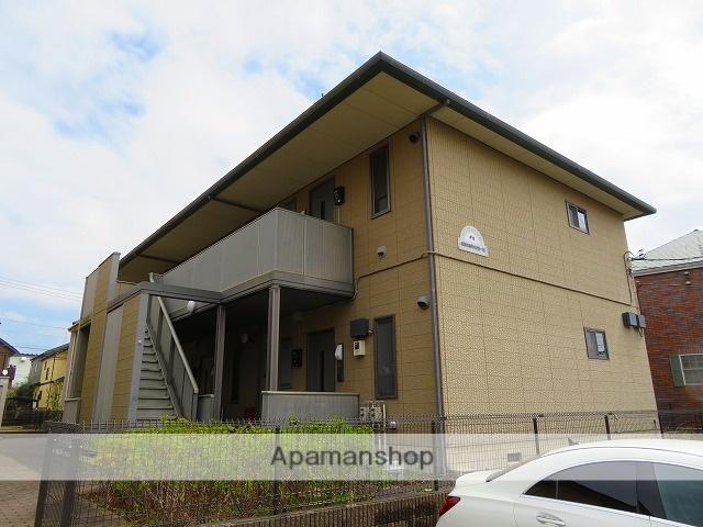 千葉県成田市、京成成田駅徒歩20分の築19年 2階建の賃貸アパート