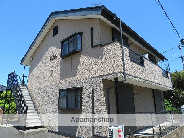 千葉県成田市、京成成田駅徒歩93分の築12年 2階建の賃貸アパート