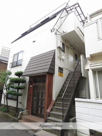 千葉県松戸市、松戸駅徒歩7分の築26年 3階建の賃貸マンション