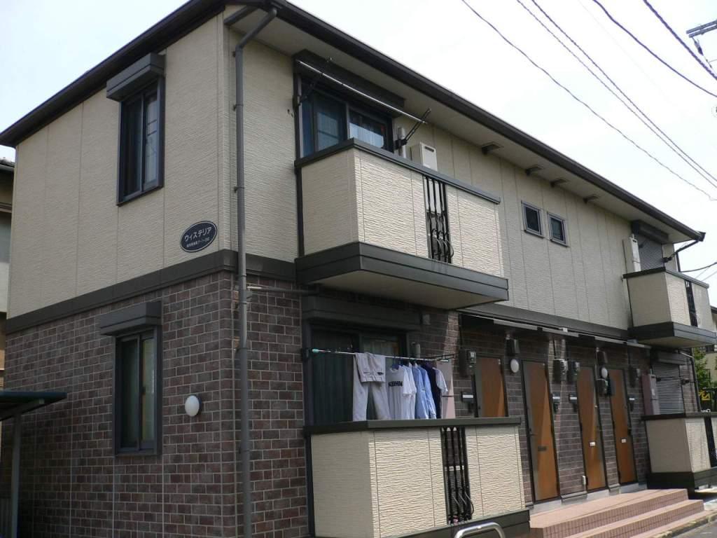 千葉県柏市、南柏駅東武バスバス10分酒井根入り口下車後徒歩2分の築12年 2階建の賃貸アパート