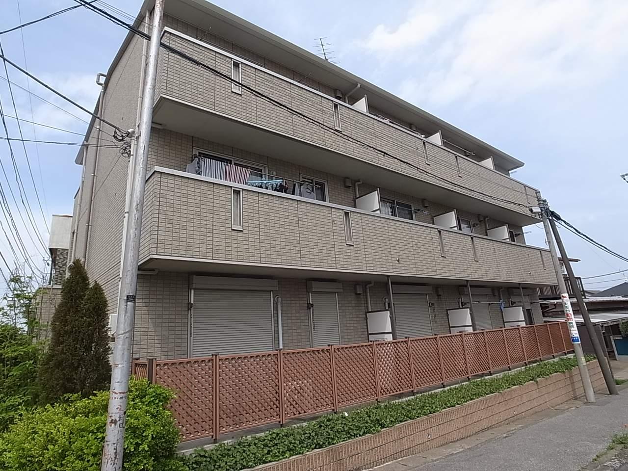 千葉県我孫子市、天王台駅徒歩11分の築7年 3階建の賃貸アパート