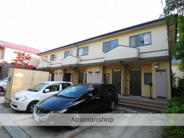 千葉県松戸市、北小金駅徒歩9分の築14年 2階建の賃貸テラスハウス