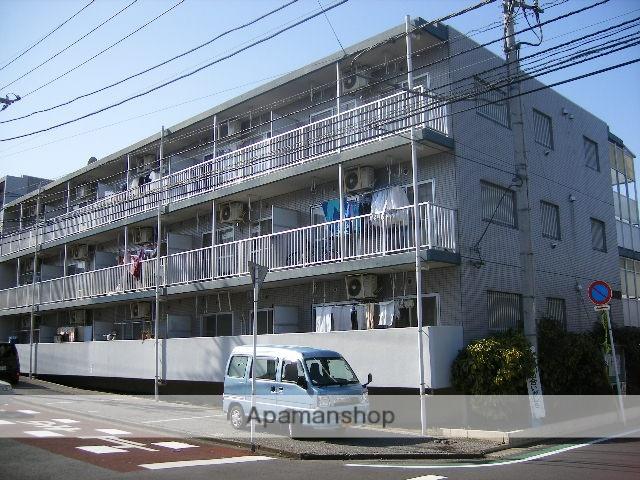 千葉県松戸市、新松戸駅徒歩33分の築21年 3階建の賃貸マンション