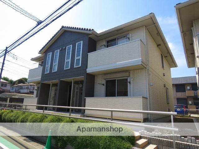 千葉県松戸市、新八柱駅徒歩29分の築8年 2階建の賃貸アパート