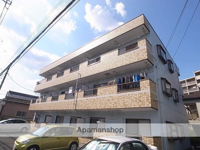 千葉県流山市、北小金駅徒歩28分の築26年 3階建の賃貸マンション