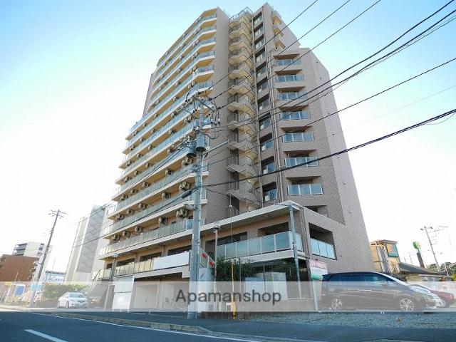 千葉県松戸市、東松戸駅徒歩4分の築9年 14階建の賃貸マンション