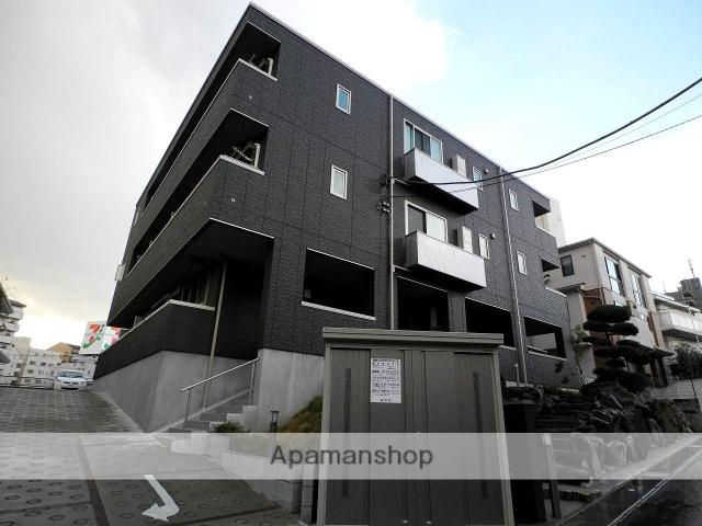 千葉県松戸市、新八柱駅徒歩5分の築3年 3階建の賃貸マンション