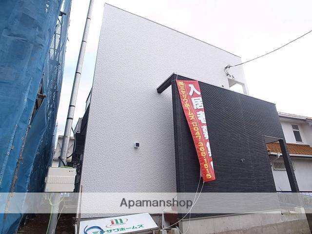 千葉県柏市、柏駅徒歩8分の築1年 2階建の賃貸アパート