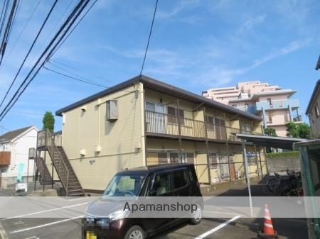 千葉県松戸市、五香駅徒歩19分の築32年 2階建の賃貸アパート