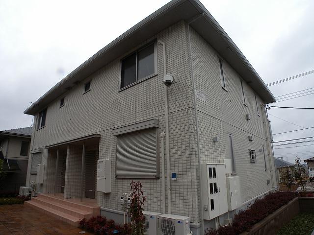 千葉県我孫子市、湖北駅徒歩35分の築4年 2階建の賃貸アパート