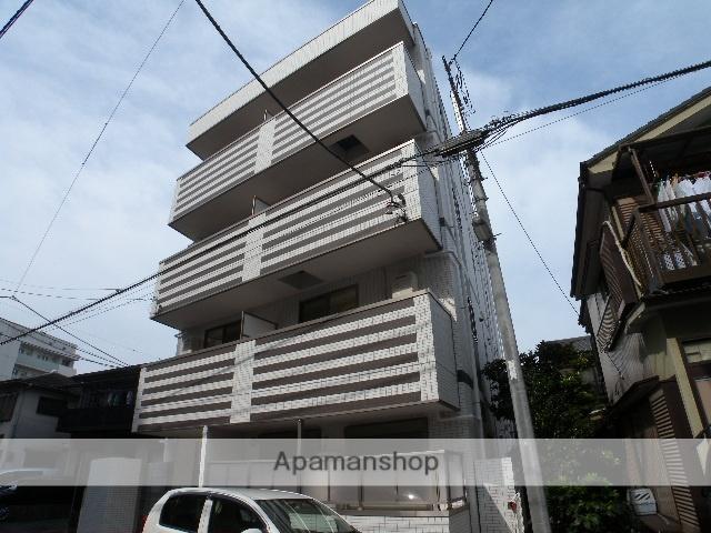 千葉県松戸市、松戸駅徒歩8分の築4年 4階建の賃貸マンション