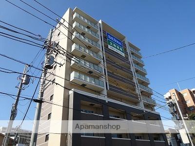 千葉県松戸市、新松戸駅徒歩21分の築2年 10階建の賃貸マンション