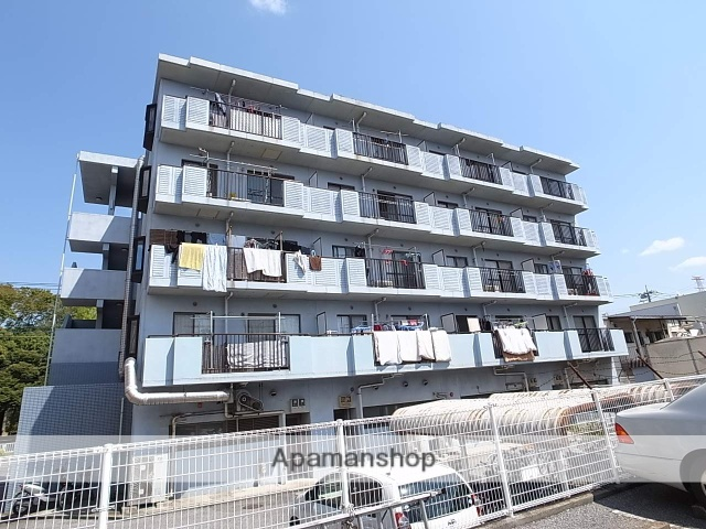 千葉県柏市、北柏駅徒歩30分の築29年 5階建の賃貸マンション