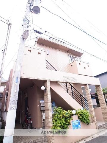 千葉県流山市、北小金駅徒歩26分の築25年 2階建の賃貸アパート