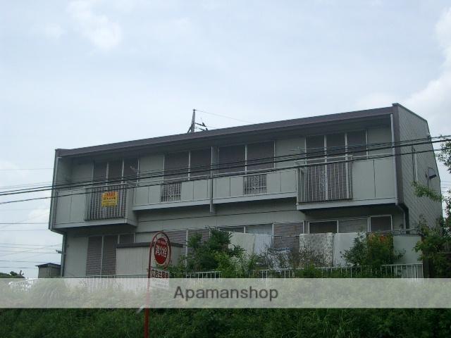 千葉県松戸市、松戸新田駅徒歩17分の築30年 2階建の賃貸アパート