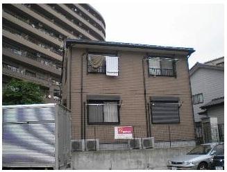 千葉県松戸市、新松戸駅徒歩18分の築15年 2階建の賃貸アパート