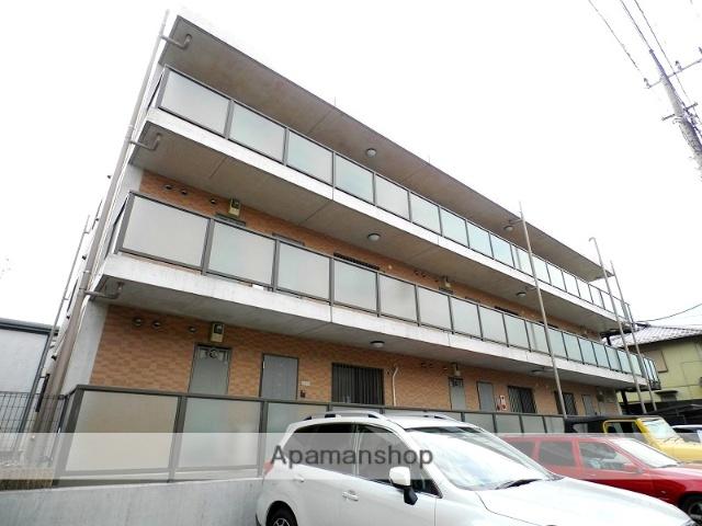 千葉県松戸市、くぬぎ山駅徒歩8分の築9年 3階建の賃貸マンション