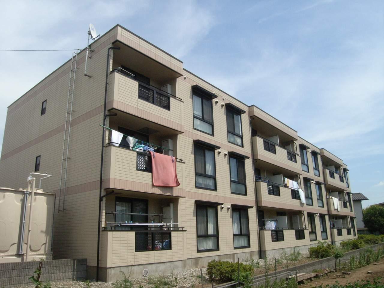 千葉県千葉市花見川区、幕張駅徒歩28分の築21年 3階建の賃貸アパート