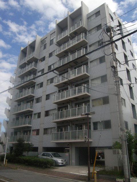 千葉県千葉市中央区、千葉駅徒歩15分の築14年 8階建の賃貸マンション