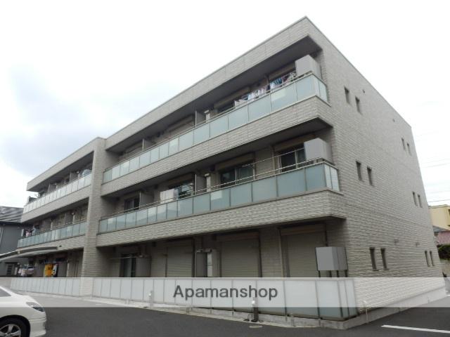 千葉県千葉市稲毛区、西千葉駅徒歩8分の築7年 3階建の賃貸マンション