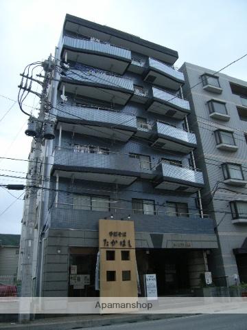 千葉県千葉市中央区、千葉駅徒歩13分の築27年 6階建の賃貸マンション