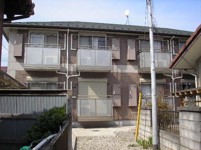 千葉県千葉市中央区、本千葉駅徒歩15分の築12年 2階建の賃貸アパート